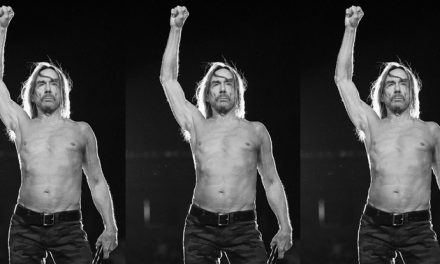 Top 10 memorable moments: Iggy Pop @ Sydney Opera House