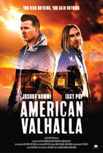 Iggy Pop American Valhalla