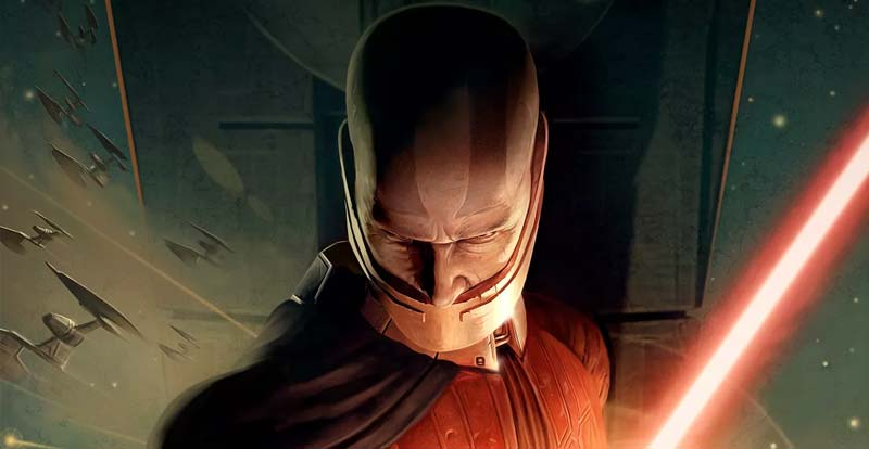 Star Wars – KOTOR going from game to screen