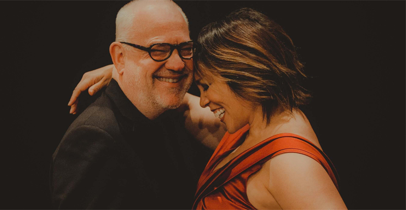 Kate Ceberano & Paul Grabowsky, 'Tryst' review