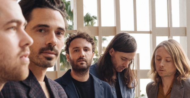 An interview with Local Natives' Ryan Hahn
