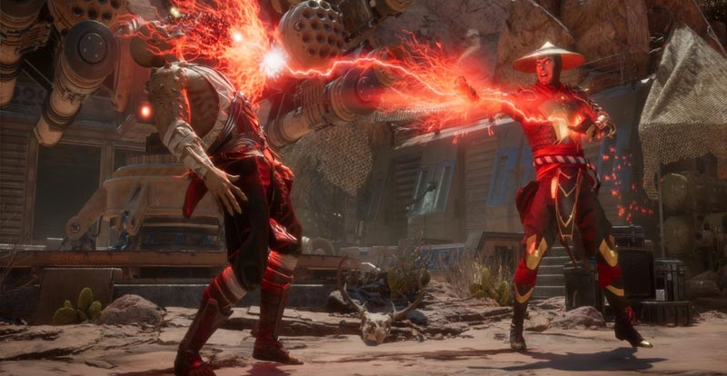 Twist of fatality – Mortal Kombat 11