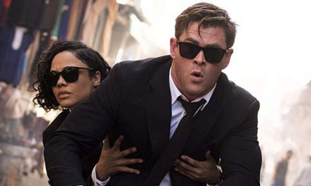 Men in Black: International turns it up a few notches