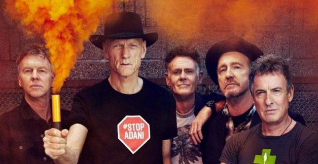 Midnight Oil's three 2019 Oz gigs – and recording news!