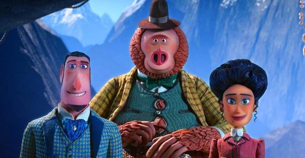 Missing Link – review