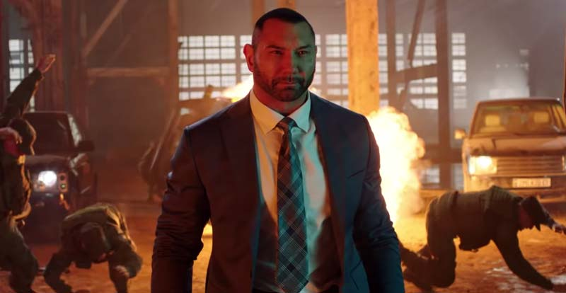 Dave Bautista is My Spy