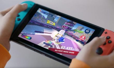 SEGA announce four 2020 Olympics games