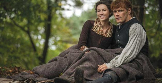 Outlander: Season 4 on DVD and Blu-ray May 29