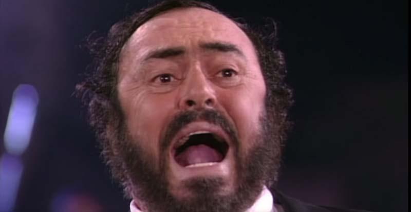 A look at Ron Howard's Pavarotti doco