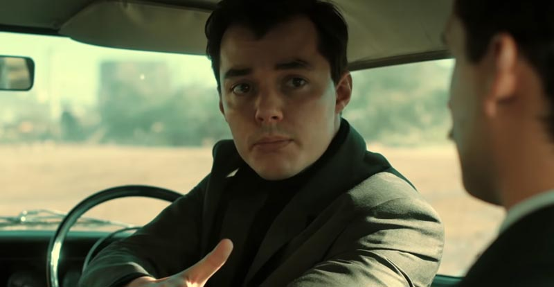Shake hands with Alfred, in Pennyworth