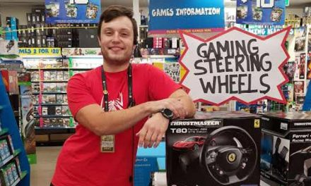 STACK's games Roving Reporter visits David at JB Sunshine, VIC