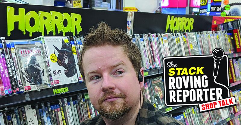DVD talk with Glenn Cochrane (JB Hi-Fi Doncaster, Victoria)
