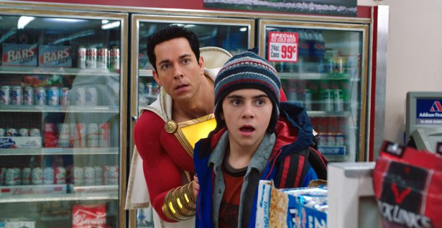 Cast interview – Shazam!