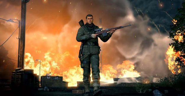 Sniper Elite V2 Remastered – and dated!