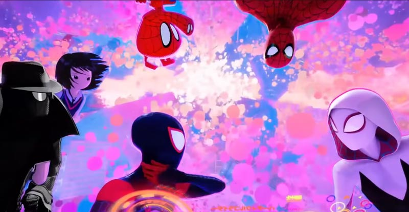 Honest Trailers vs Spider-Man: Into the Spider-Verse