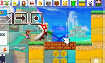 Super Mario Maker 2 dated
