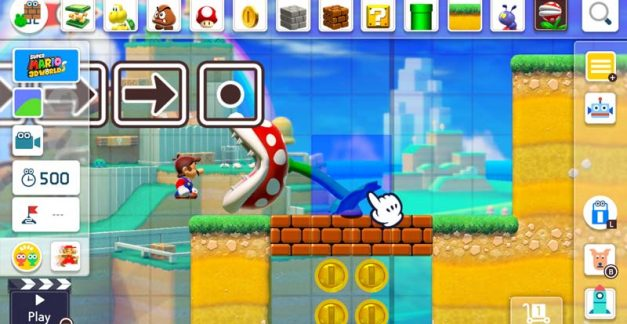 Super Mario Maker 2 dated