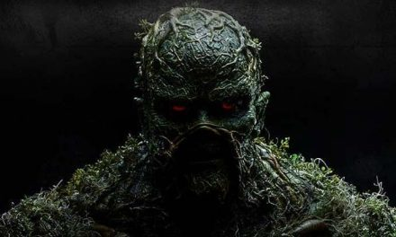 Get down with DC's Swamp Thing