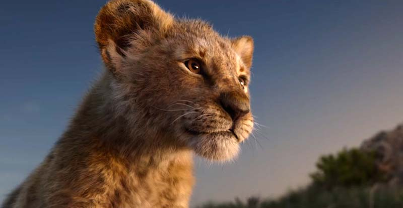 Hail to The Lion King – new trailer