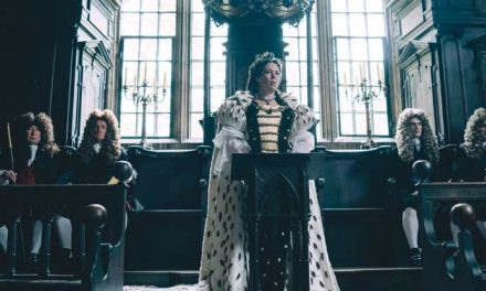 The Favourite on DVD and Blu-ray May 1