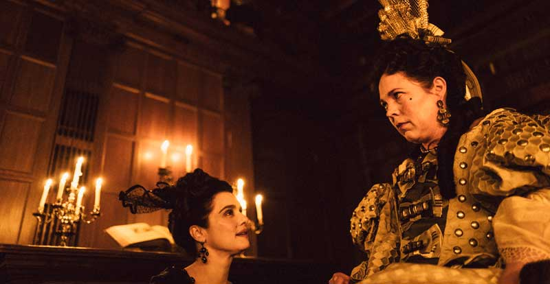 Interview with director Yorgos Lanthimos – The Favourite