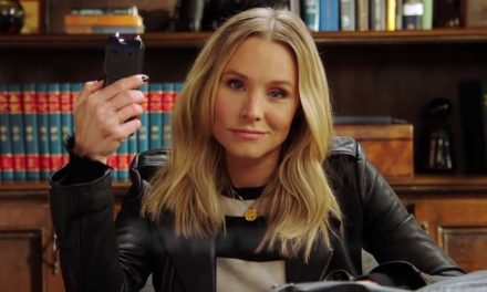 Veronica Mars is back in July