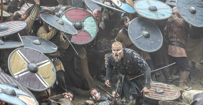 Vikings: Season 5, Part 2 on DVD and Blu-ray May 22