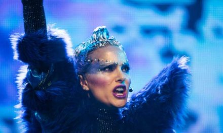 Vox Lux on DVD May 22
