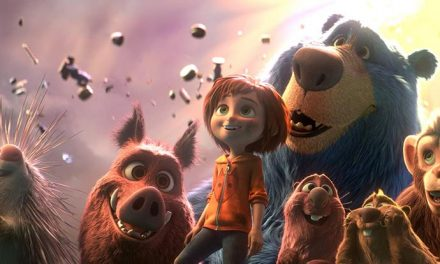 Wonder Park – review