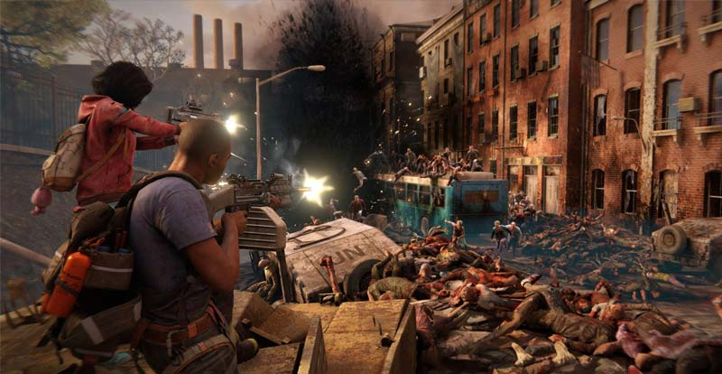 Prepare for World War Z – the game