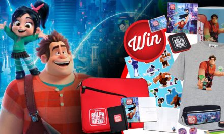 Win a Ralph Breaks the Internet prize pack