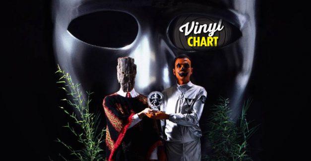 JB's vinyl chart (April 12 – April 18, 2019)