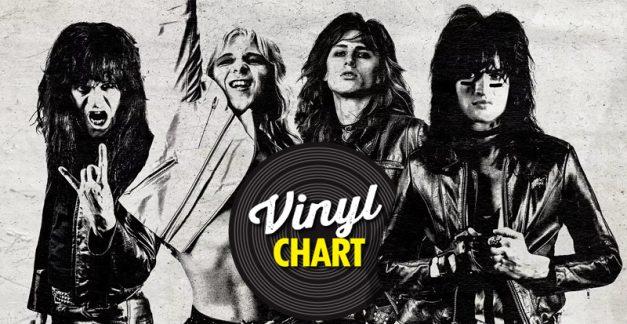 JB's vinyl chart (March 22 – 28, 2019)