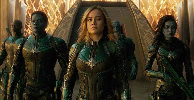 4K June 2019 - Captain Marvel