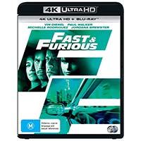 4K June 2019 - Fast & Furious