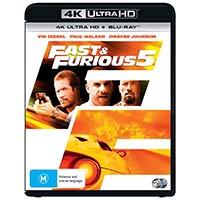 4K June 2019 - Fast & Furious 5