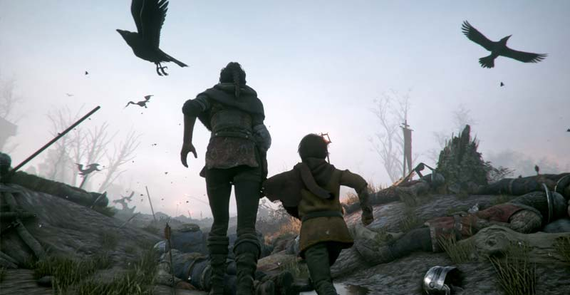 A Plague Tale: Innocence – a gameplay look
