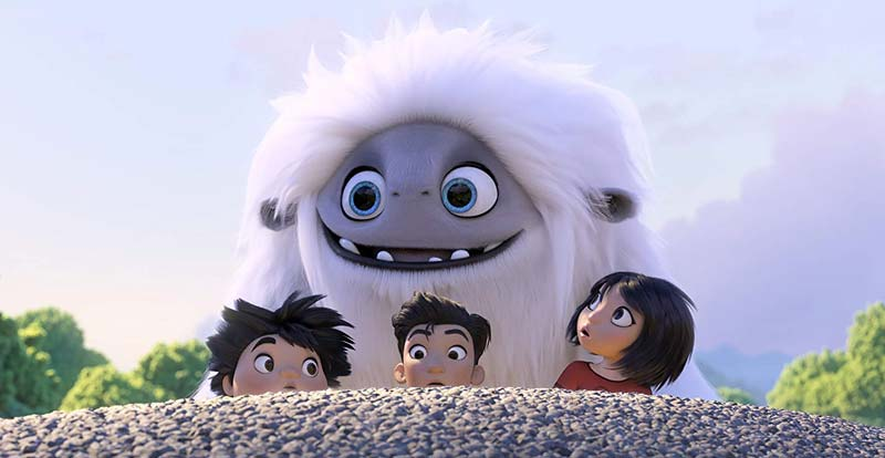 New Dreamworks animated flick is Abominable!