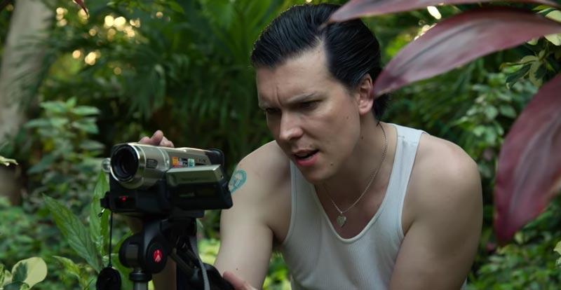 Alex Cameron's new single/video 'Miami Memory'