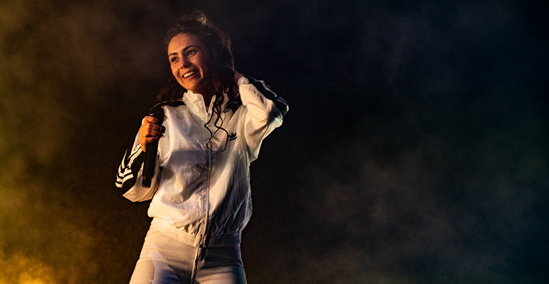 Amy Shark @ Margaret Court Arena  – live review