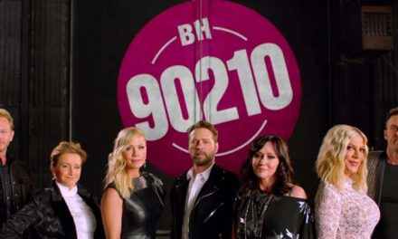 Bev's back! BH90210 preview