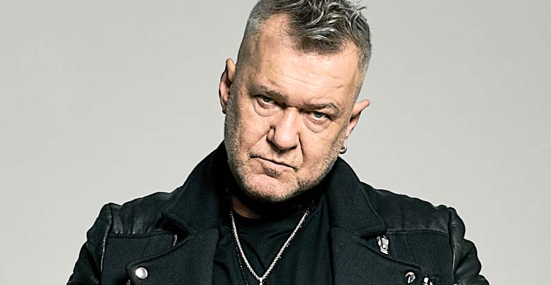 Jimmy Barnes heading out on tour