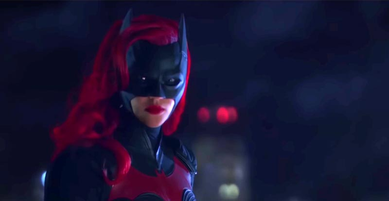 A Rose by any other name is Batwoman