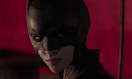 THWAP! It's a Batwoman trailer!