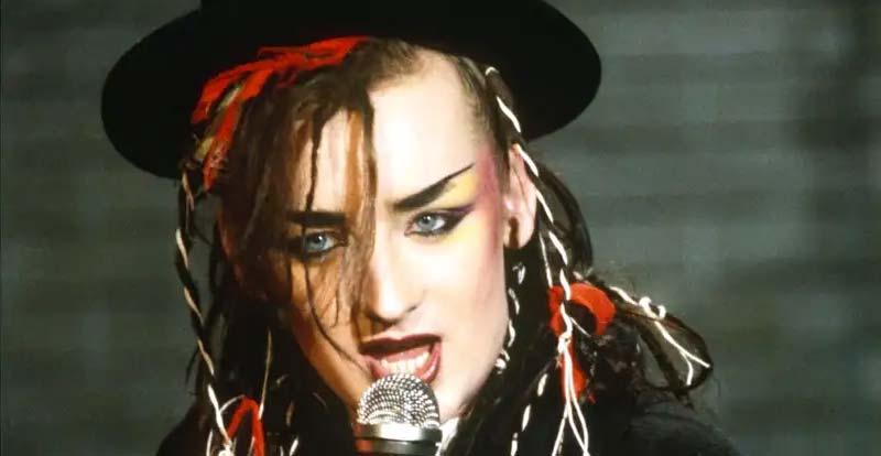 Move over Freddie and Elton, here comes a Boy George movie!