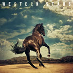 Bruce Springsteen Western Stars album cover