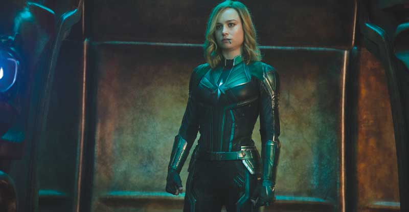 Captain Marvel on DVD, Blu-ray & 4K June 19