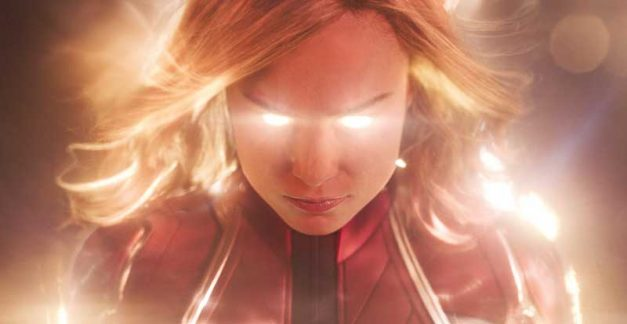 Girl Power – Introducing Captain Marvel