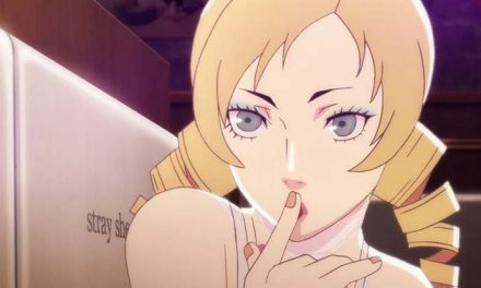 The boxy world of Catherine: Full Body