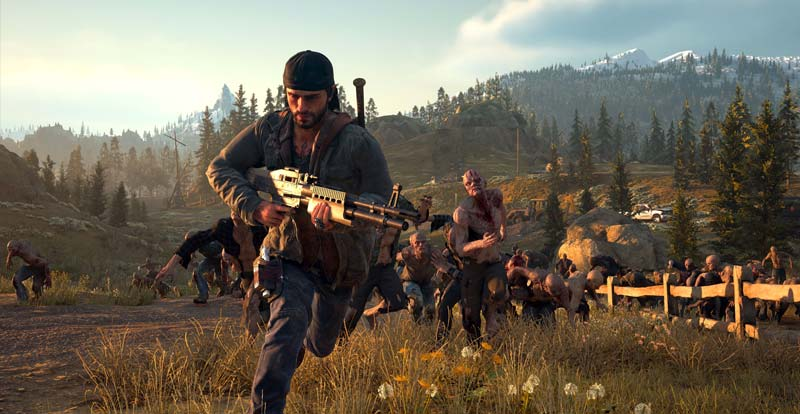 Days Gone – Taming the Apocalypse
